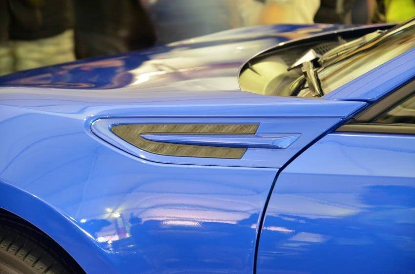 Subaru BRZ launched – six-speed auto, RM247k Image #180599