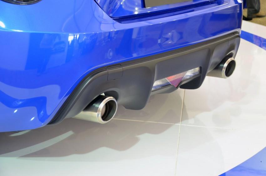 Subaru BRZ launched – six-speed auto, RM247k Image #180601