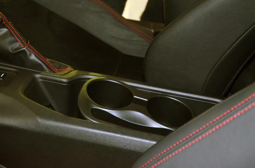 Subaru BRZ launched – six-speed auto, RM247k Image #180607