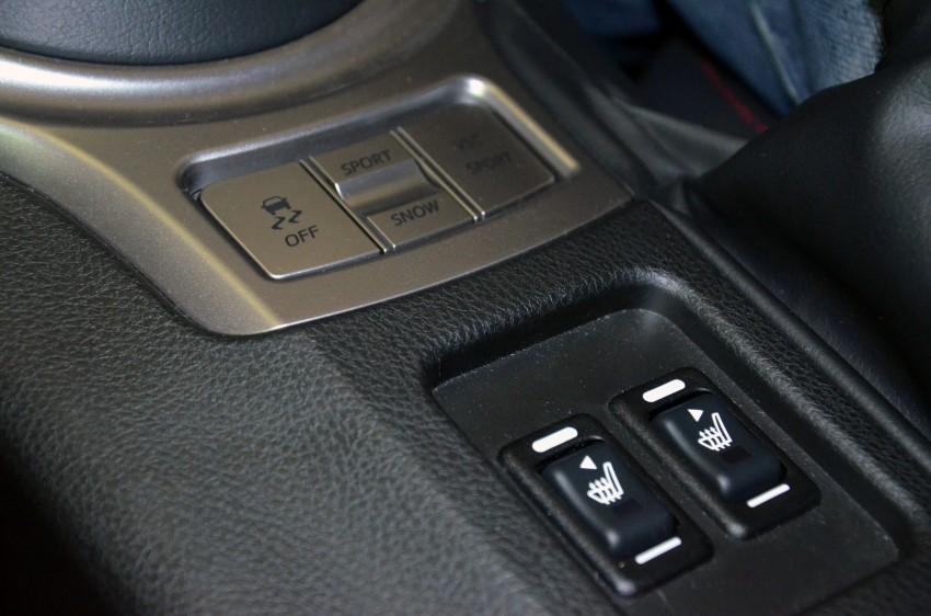 Subaru BRZ launched – six-speed auto, RM247k Image #180612