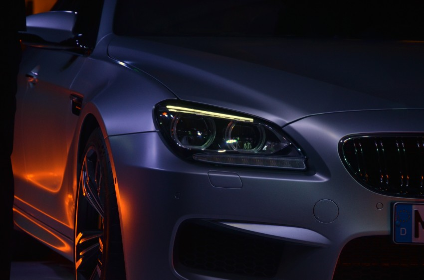 BMW M6 Gran Coupe officially launched – RM999,800 Image #182875