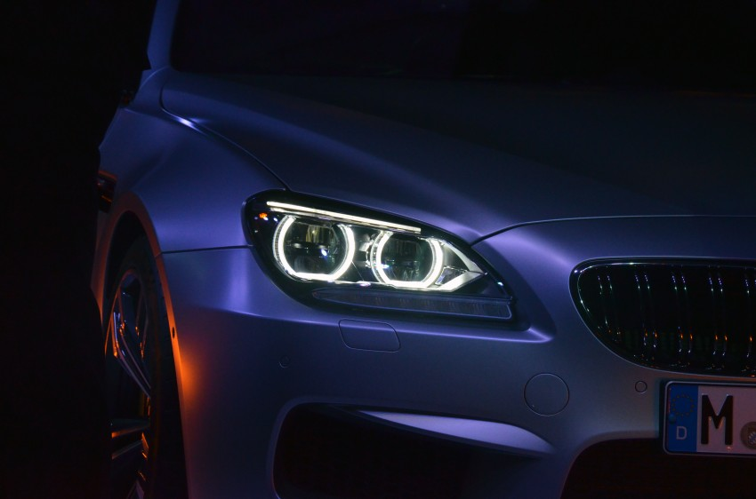 BMW M6 Gran Coupe officially launched – RM999,800 Image #182847