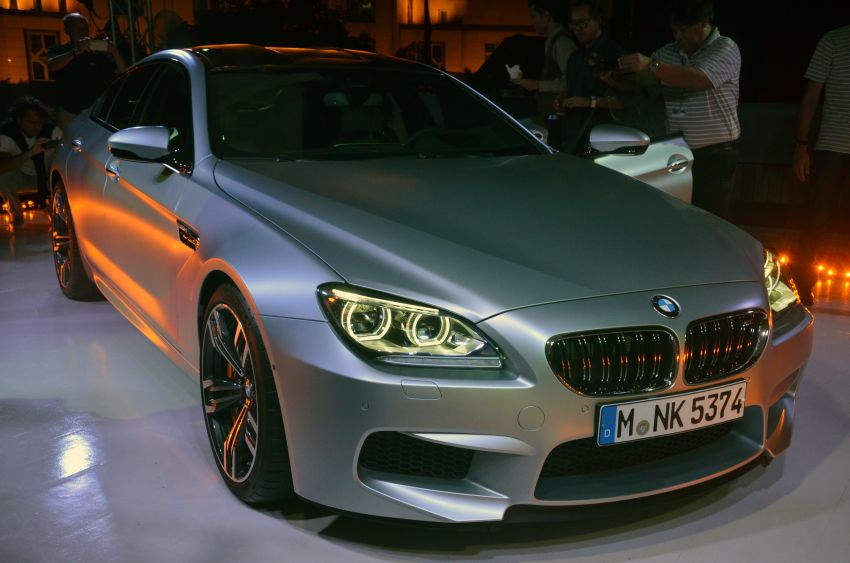 BMW M6 Gran Coupe officially launched – RM999,800 Image #182848