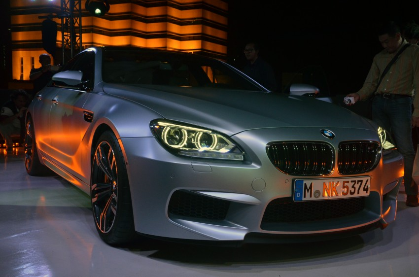 BMW M6 Gran Coupe officially launched – RM999,800 Image #182849