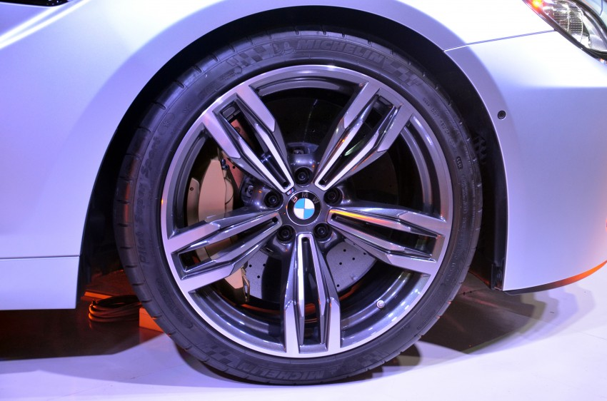 BMW M6 Gran Coupe officially launched – RM999,800 Image #182850