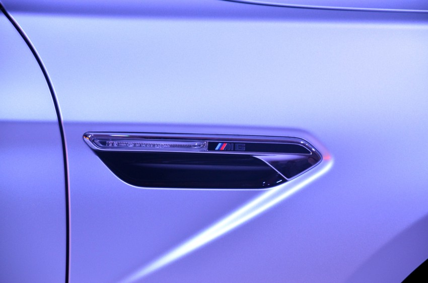 BMW M6 Gran Coupe officially launched – RM999,800 Image #182851