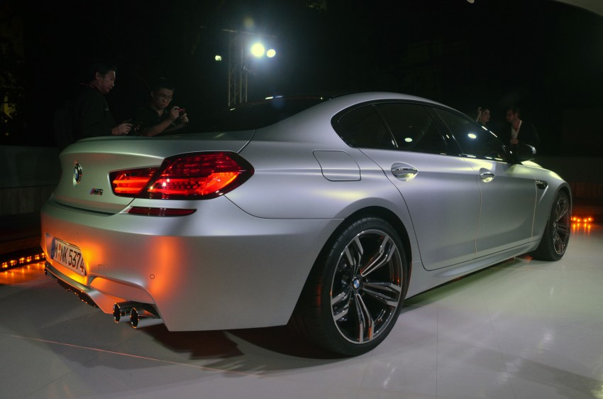 BMW M6 Gran Coupe officially launched – RM999,800 Image #182853