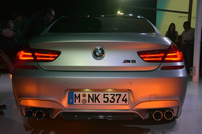 BMW M6 Gran Coupe officially launched – RM999,800 Image #182854