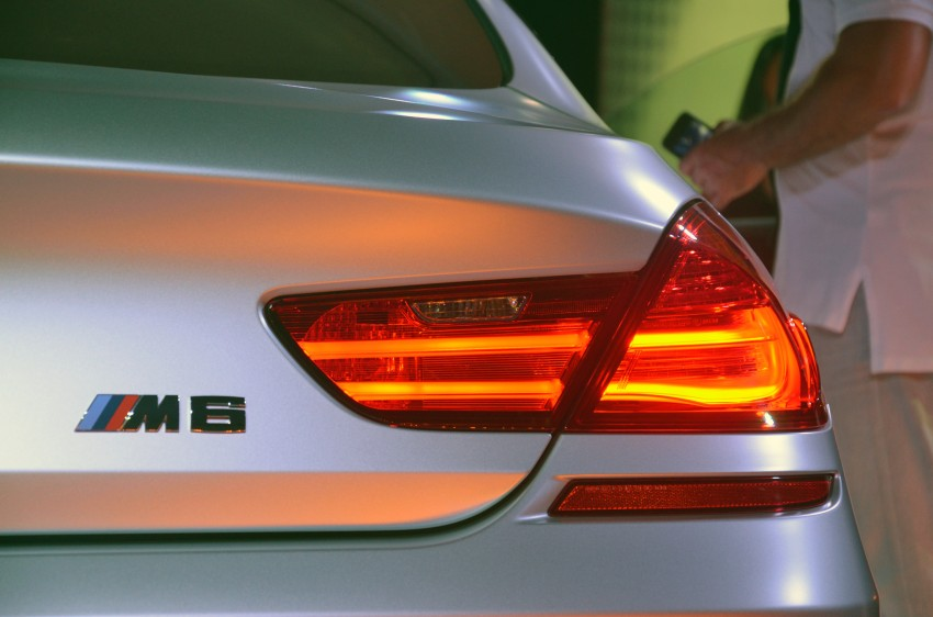 BMW M6 Gran Coupe officially launched – RM999,800 Image #182855