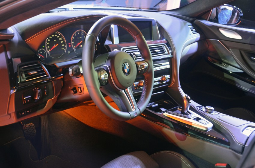 BMW M6 Gran Coupe officially launched – RM999,800 Image #182858