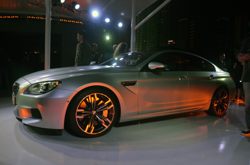 BMW M6 Gran Coupe officially launched – RM999,800 Image #182865