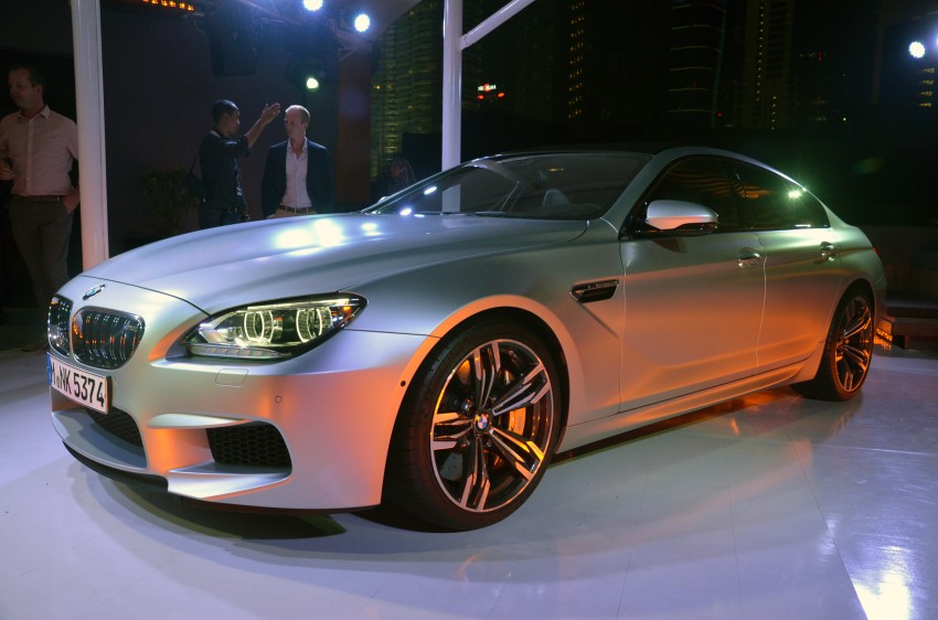 BMW M6 Gran Coupe officially launched – RM999,800 Image #182868