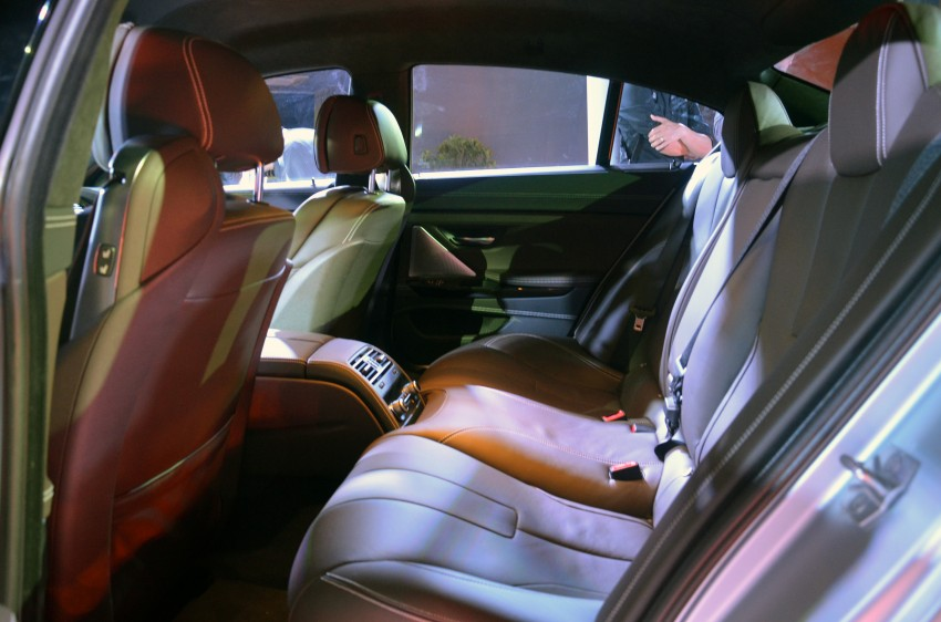 BMW M6 Gran Coupe officially launched – RM999,800 Image #182873