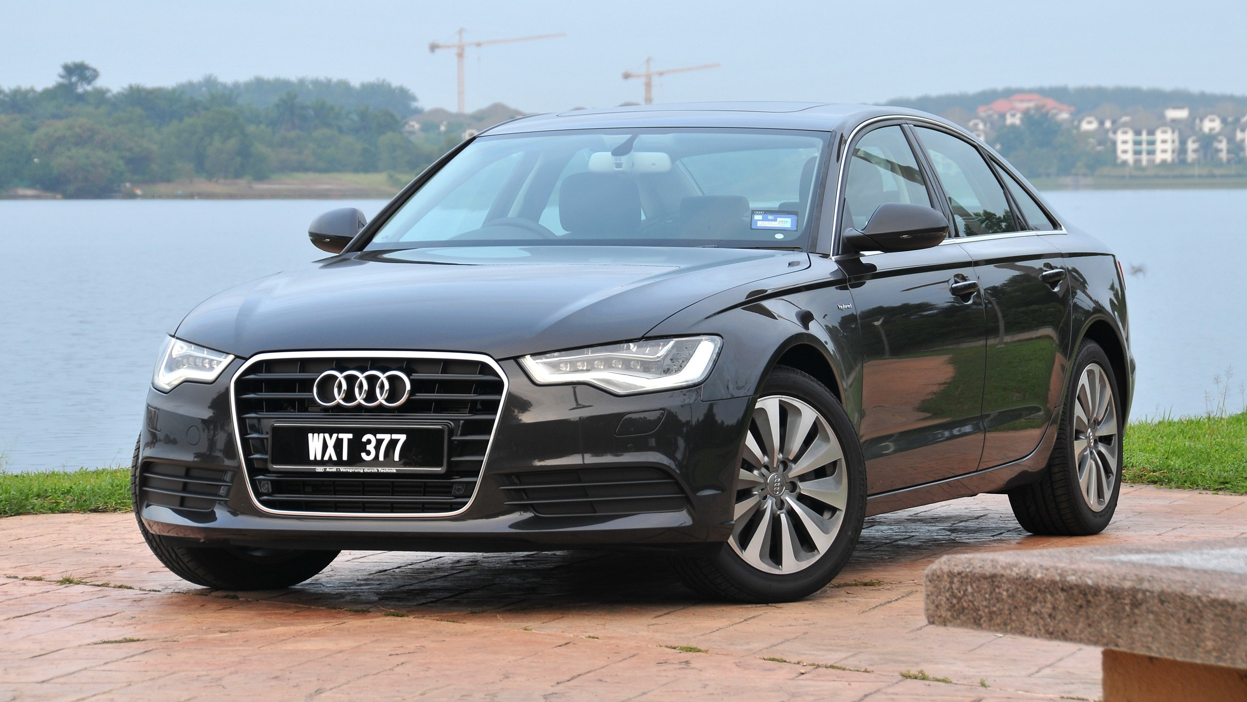 Audi A6 Hybrid Now With Bose Sound System Option Paul Tan