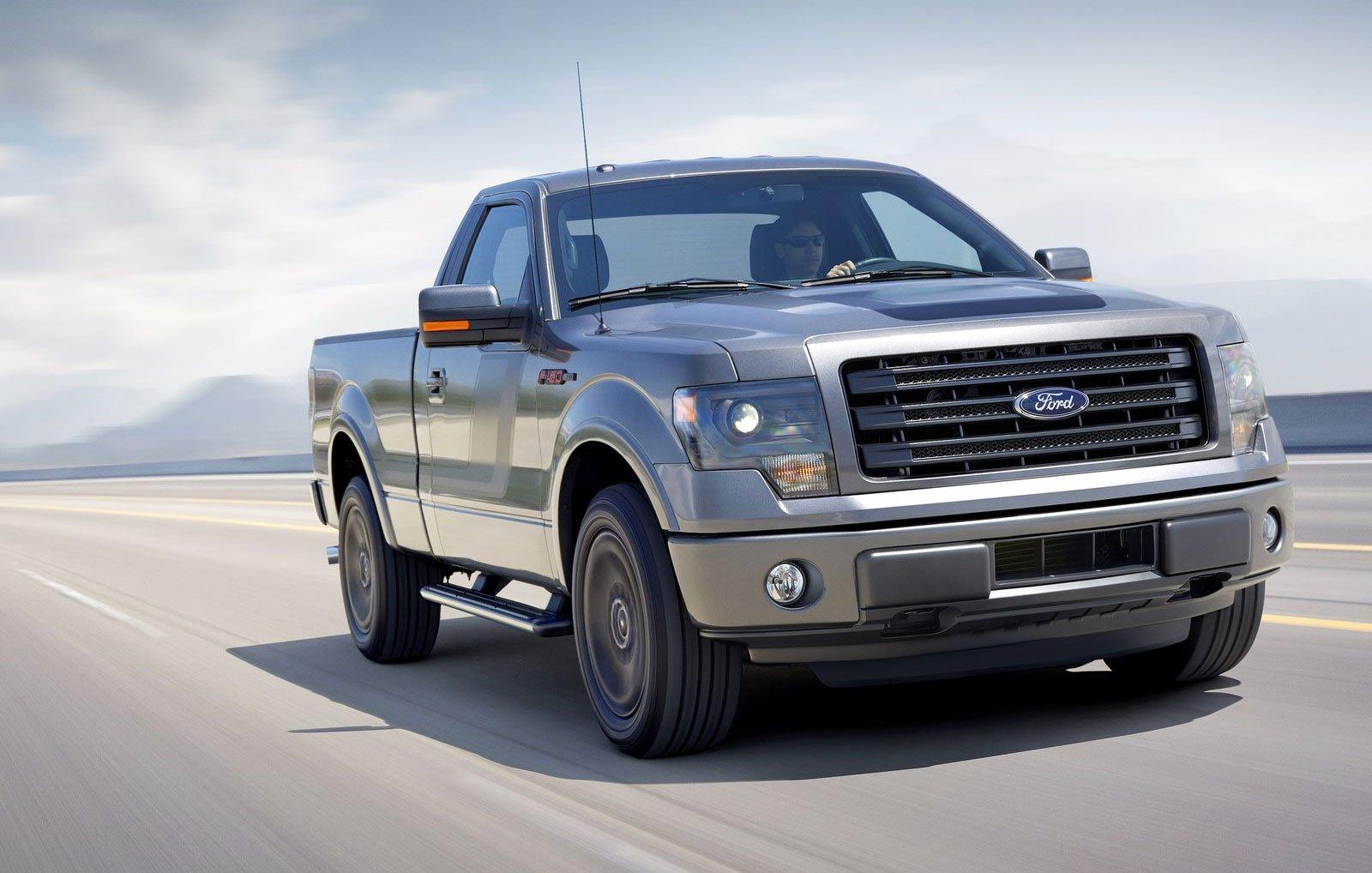 2014 Ford F 150 Tremor – Ecoboost V6 for V8 power Image