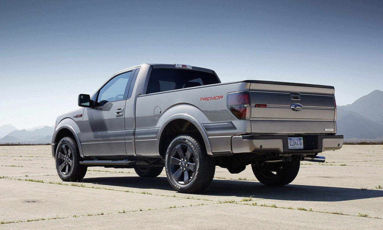 F 150 Tremor >> 2014 Ford F-150 Tremor – Ecoboost V6 for V8 power Image 183721