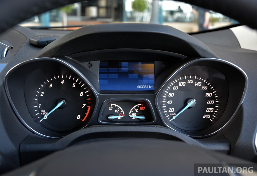 DRIVEN: Ford Kuga – 2nd-gen C520 tested in Adelaide Image #178523