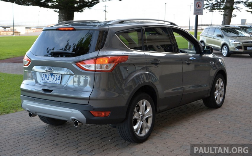 DRIVEN: Ford Kuga – 2nd-gen C520 tested in Adelaide Image #178511