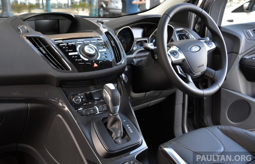 DRIVEN: Ford Kuga – 2nd-gen C520 tested in Adelaide Image #178540