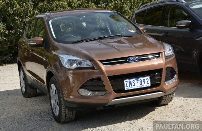 DRIVEN: Ford Kuga – 2nd-gen C520 tested in Adelaide Image #178546