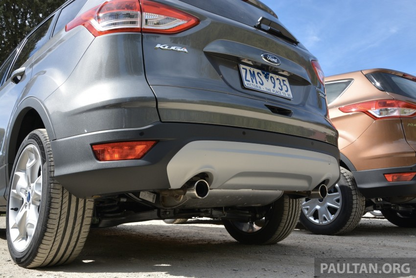 DRIVEN: Ford Kuga – 2nd-gen C520 tested in Adelaide Image #178549
