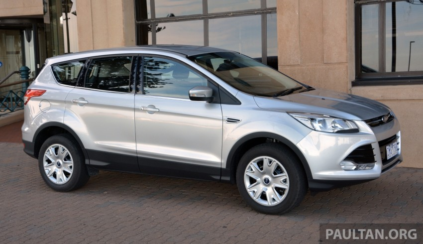 DRIVEN: Ford Kuga – 2nd-gen C520 tested in Adelaide Image #178513