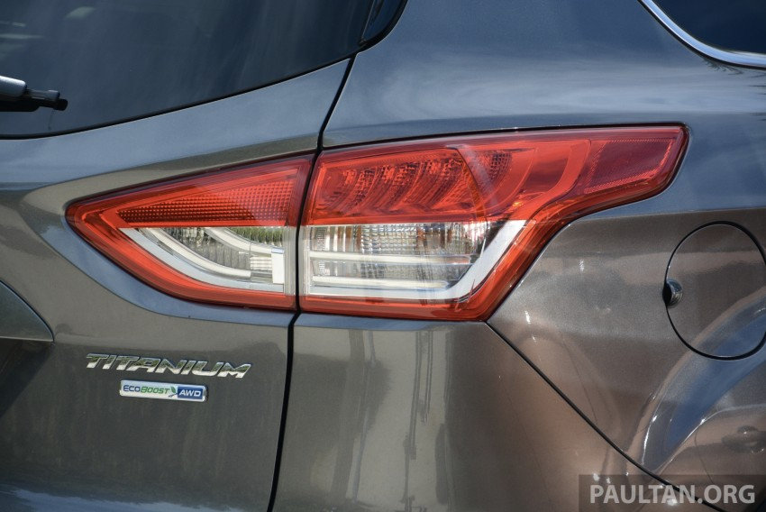 DRIVEN: Ford Kuga – 2nd-gen C520 tested in Adelaide Image #178568
