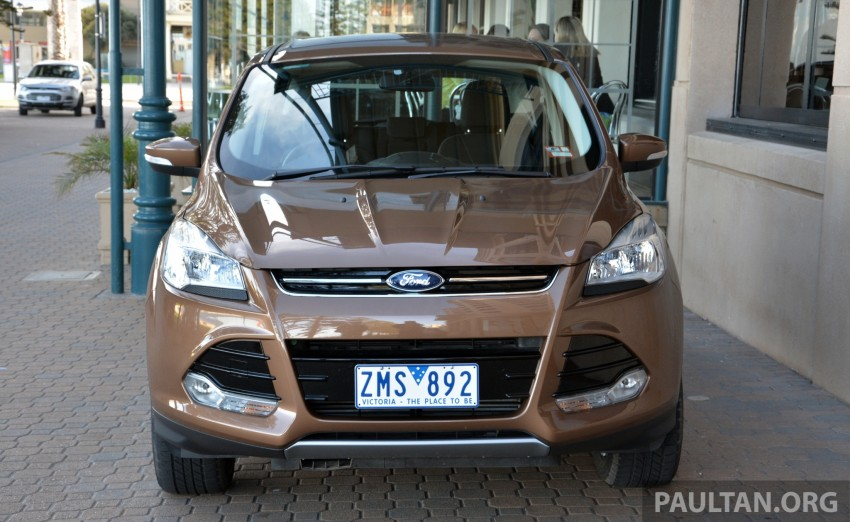 DRIVEN: Ford Kuga – 2nd-gen C520 tested in Adelaide Image #178515
