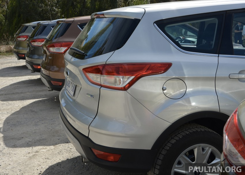 DRIVEN: Ford Kuga – 2nd-gen C520 tested in Adelaide Image #178586