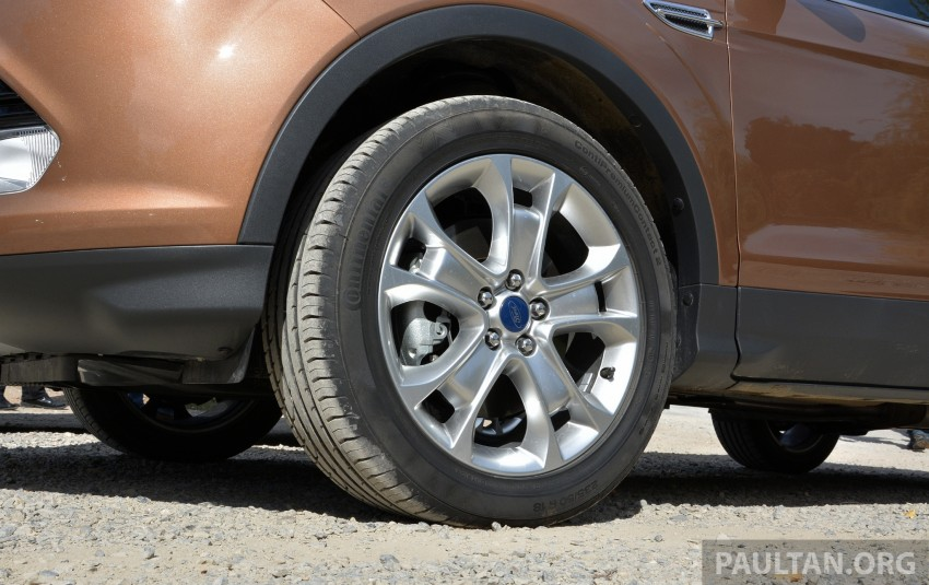 DRIVEN: Ford Kuga – 2nd-gen C520 tested in Adelaide Image #178589