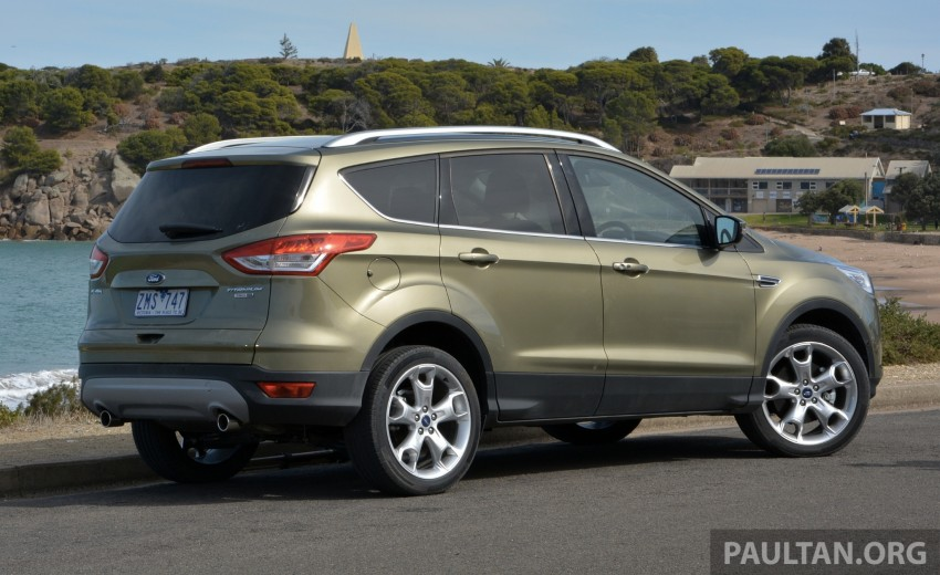 DRIVEN: Ford Kuga – 2nd-gen C520 tested in Adelaide Image #178593