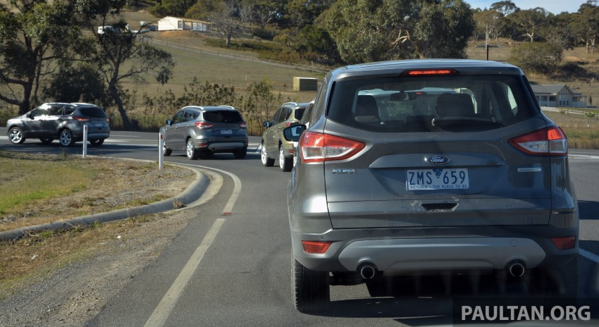 DRIVEN: Ford Kuga – 2nd-gen C520 tested in Adelaide Image #178596