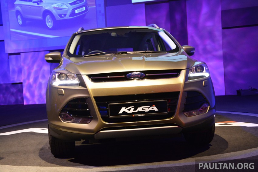 Ford Kuga launched – 1.6L EcoBoost, RM159,999 Image #178935