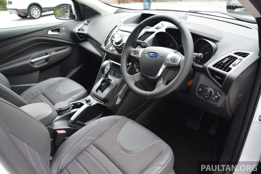 Ford Kuga launched – 1.6L EcoBoost, RM159,999 Image #178943