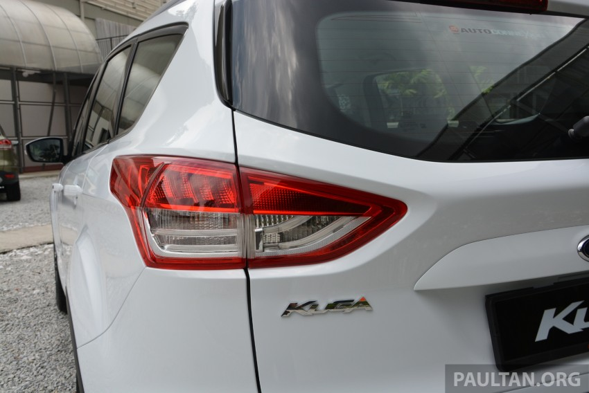 Ford Kuga launched – 1.6L EcoBoost, RM159,999 Image #178947