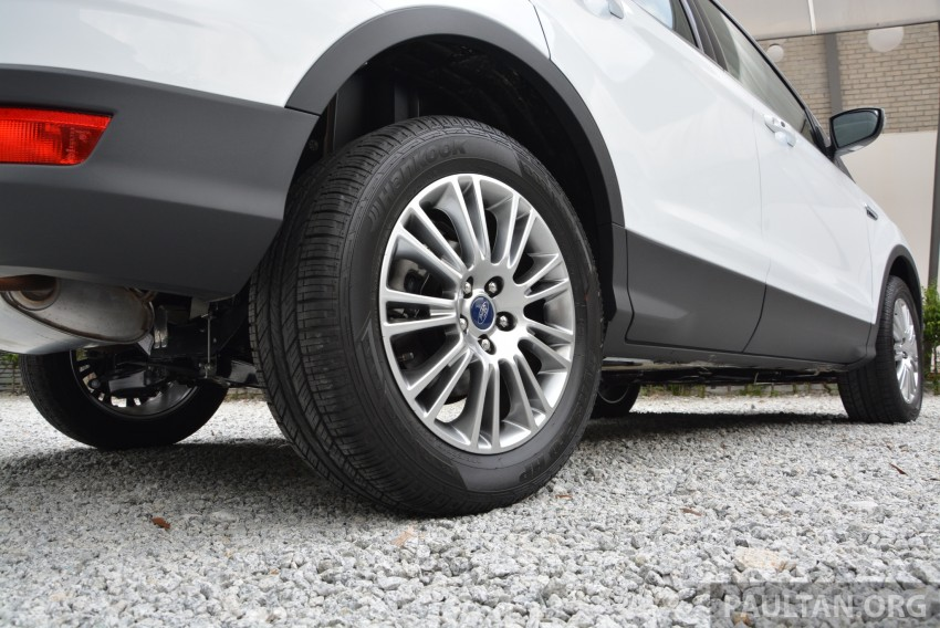 Ford Kuga launched – 1.6L EcoBoost, RM159,999 Image #178948