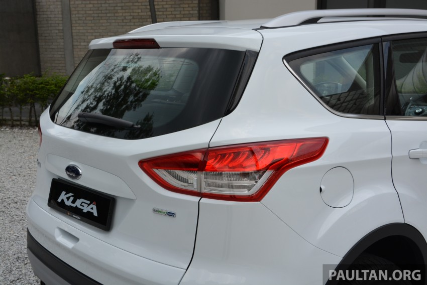 Ford Kuga launched – 1.6L EcoBoost, RM159,999 Image #178950