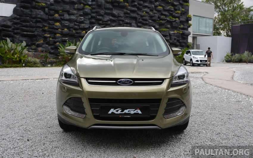 Ford Kuga launched – 1.6L EcoBoost, RM159,999 Image #178936