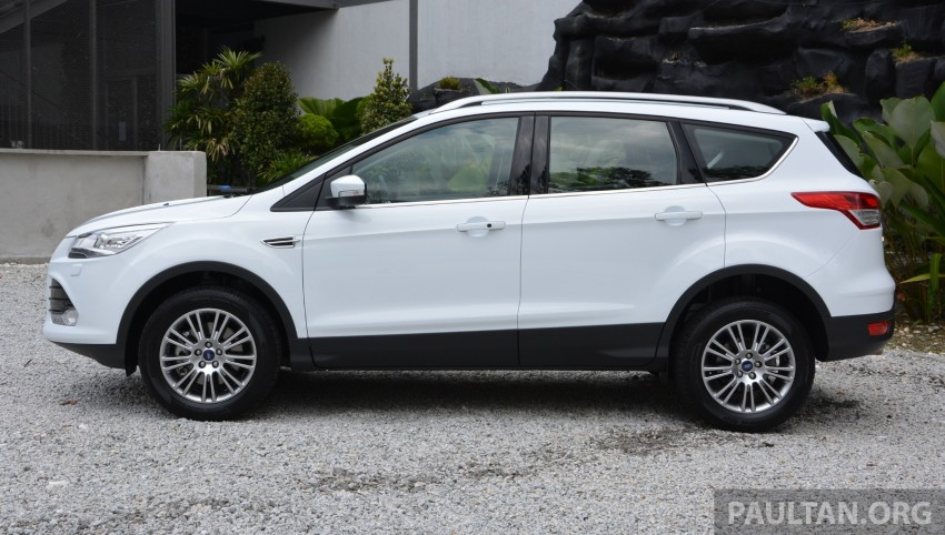 Ford Kuga launched – 1.6L EcoBoost, RM159,999 Image #178952