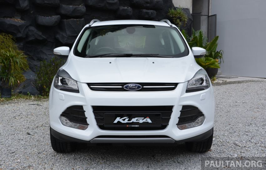 Ford Kuga launched – 1.6L EcoBoost, RM159,999 Image #178953