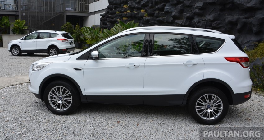Ford Kuga launched – 1.6L EcoBoost, RM159,999 Image #178954