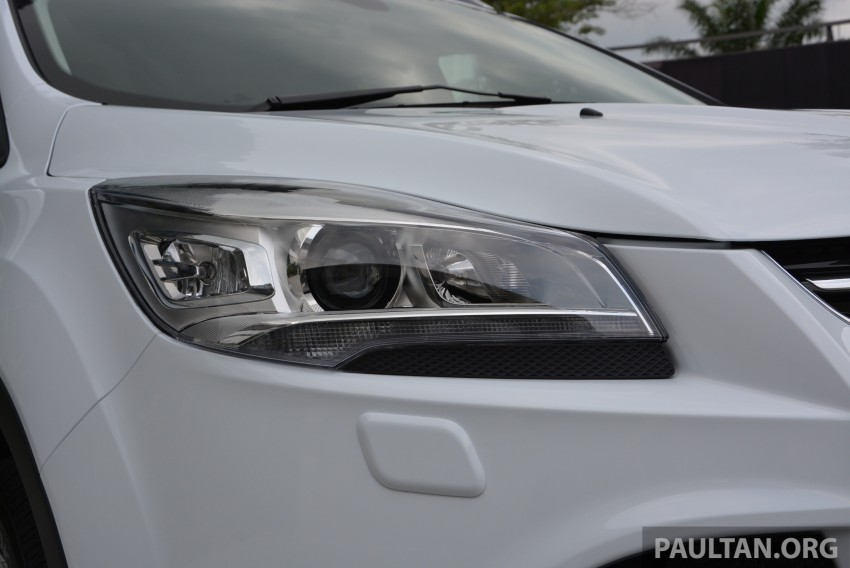 Ford Kuga launched – 1.6L EcoBoost, RM159,999 Image #178961