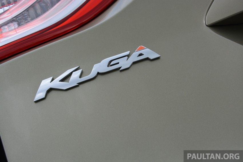 Ford Kuga launched – 1.6L EcoBoost, RM159,999 Image #178966