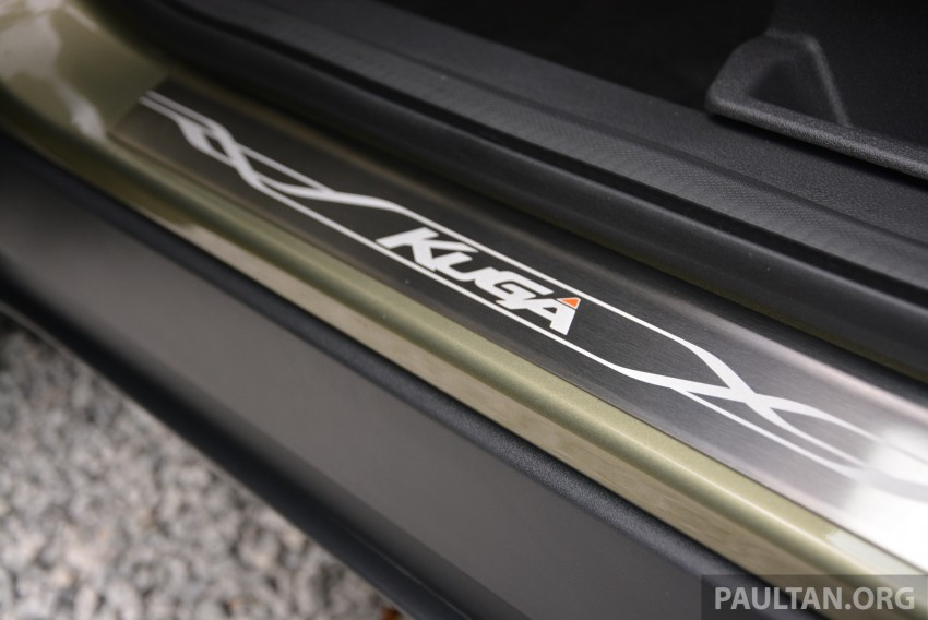 Ford Kuga launched – 1.6L EcoBoost, RM159,999 Image #178974