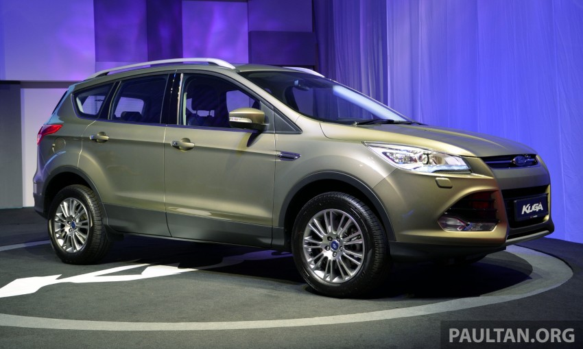 Ford Kuga launched – 1.6L EcoBoost, RM159,999 Image #178976