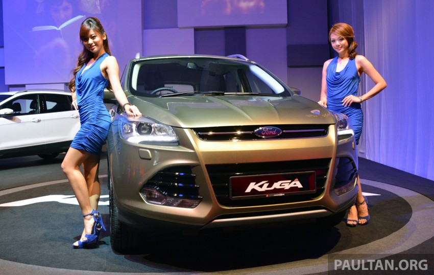 Ford Kuga launched – 1.6L EcoBoost, RM159,999 Image #178977