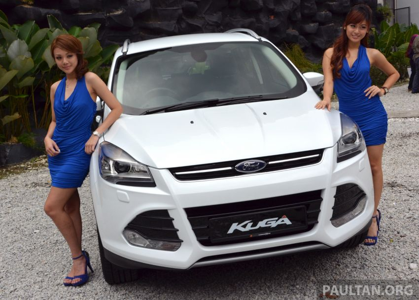 Ford Kuga launched – 1.6L EcoBoost, RM159,999 Image #178978