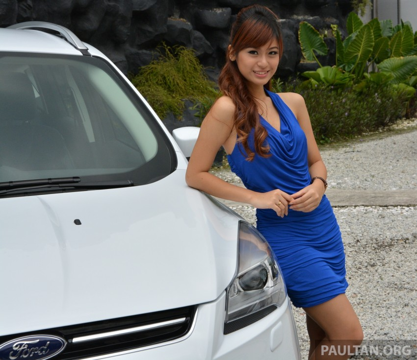Ford Kuga launched – 1.6L EcoBoost, RM159,999 Image #178979
