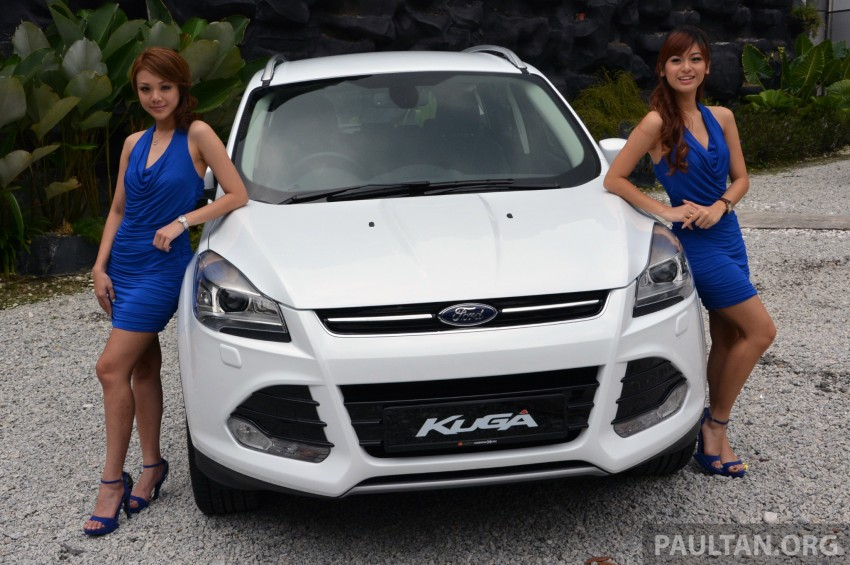 Ford Kuga launched – 1.6L EcoBoost, RM159,999 Image #178980
