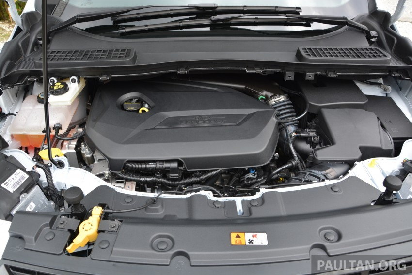 Ford Kuga launched – 1.6L EcoBoost, RM159,999 Image #178984